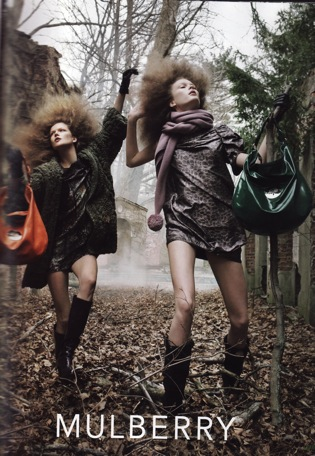 Fab Ad: Mulberry, Fall '09
