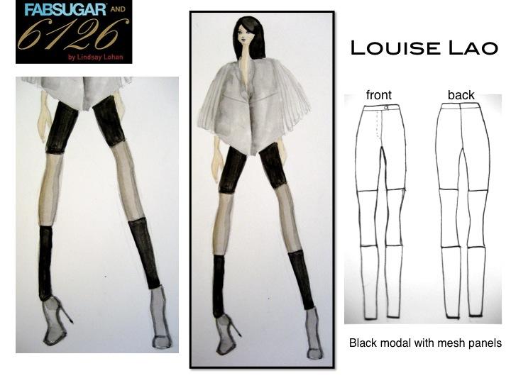 Congrats to Louise Lao!