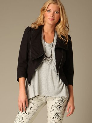 Fab Finger Discount: Free People Herringbone Jacket