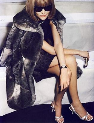 A Fabby Halloween: Vogue Queen Bee, Anna Wintour
