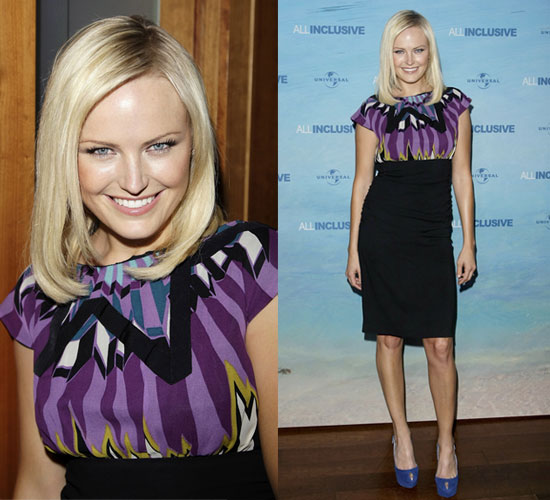 Photo of Malin Akerman at the All Inclusive Germany Premiere