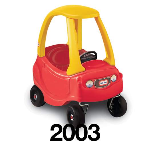 Shop Little Tikes Cozy Coupe Truck, Blue. Free delivery and returns on eligible orders of £20 or more.
