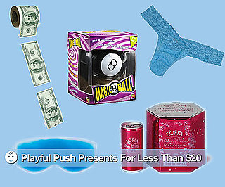 Funny and Cheap Push Presents