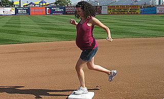 Brooklyn Cyclones Bellies and Baseball Pregnancy Salute