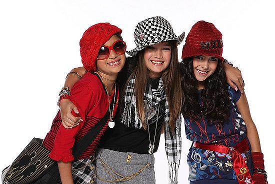 Disney's Latest Tween Line of Back To School Fashions