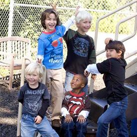 Eco-Friendly Kids Clothes