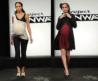 Project Runway Maternity Looks