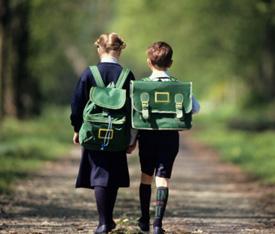 Child Safety Walking to School