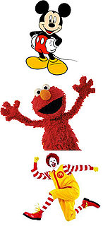Children's Television Characters