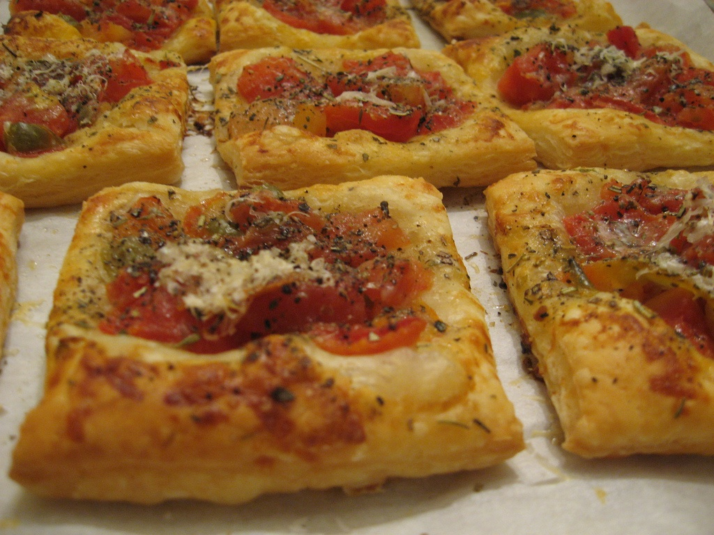 Puff Pastry Apps