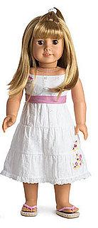 Homeless American Girl Doll