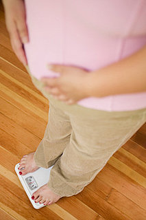 Women's Weight and Baby Heart Conditions