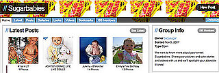 Mobile Blogging on LilSugar
