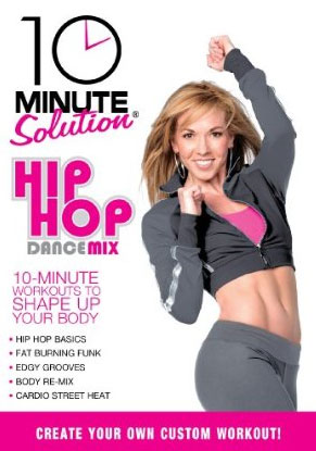 DVD Review: 10-Minute Solutions Hip-Hop Dance Mix
