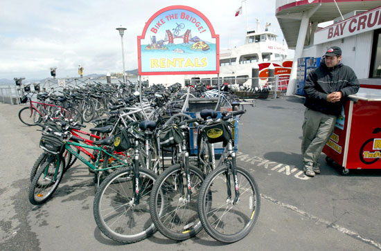 Do You Rent Bikes on Vacation?