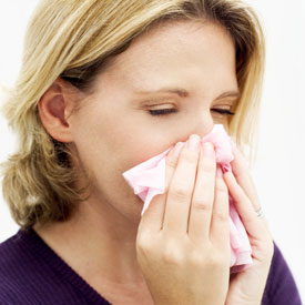 Cold Symptoms Compared With Flu and Swine Flu