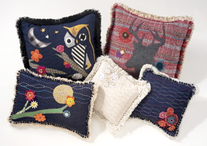 Love It or Hate It? Corey Lynn Calter For Anthropologie Pillows