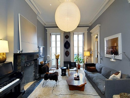 Coveted Crib: Julianne Moore's West Village Townhouse