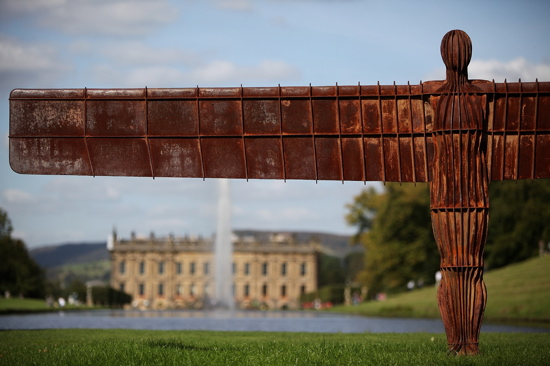 """""""Beyond Limits"""" Show Opens Today in Chatsworth, England"""