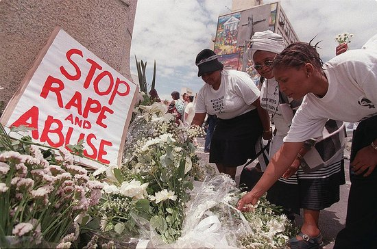 Shocking: One in Four Men Admit Rape in South Africa