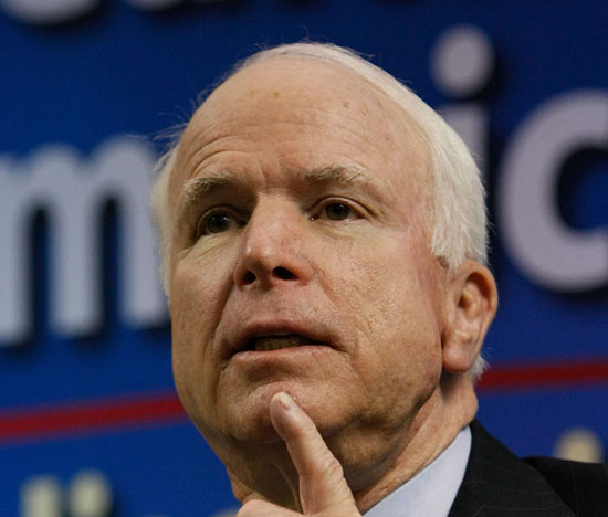Sidney Mccain: Top 10 Quotes From The Quotable Douchebag