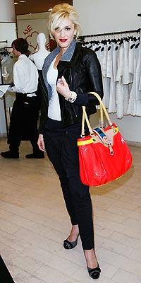 Gwen Stefani street style