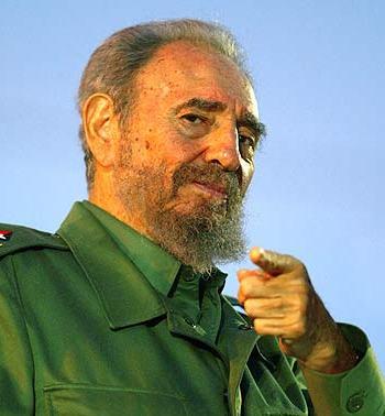 Castro Praises Nobel Prize for Obama