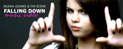 Falling Down Music Video!!!!