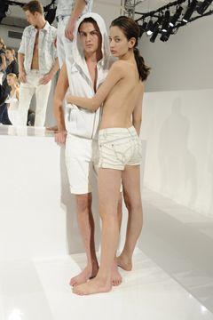 Calvin Klein and Calvin Klein Jeans Spring 2010