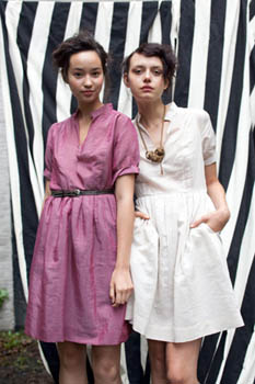 Jackson, Johnston and Roe Simplify the Art of Summer Dressing