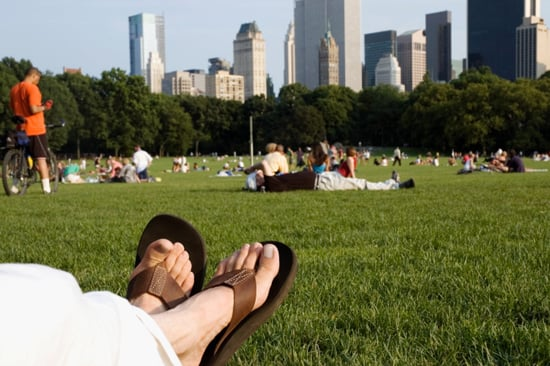 Guess Who Wants to Live in Central Park?