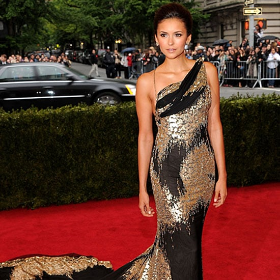 Nina Dobrev's Best Fashion Pictures 2012