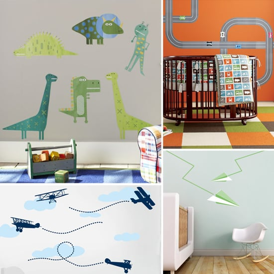 Bring Adventure to Boys' Rooms With 10 Fun Wall Decals