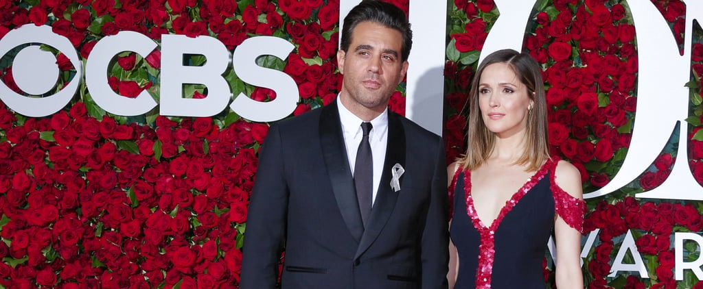 No Red Carpet Is Stylish Enough Until Rose Byrne and Bobby Cannavale Arrive