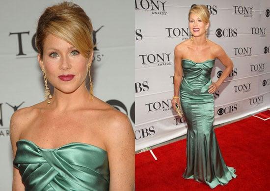 61st Annual Tony Awards: Christina Applegate
