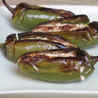 Gyro Jalapeno Poppers Recipe