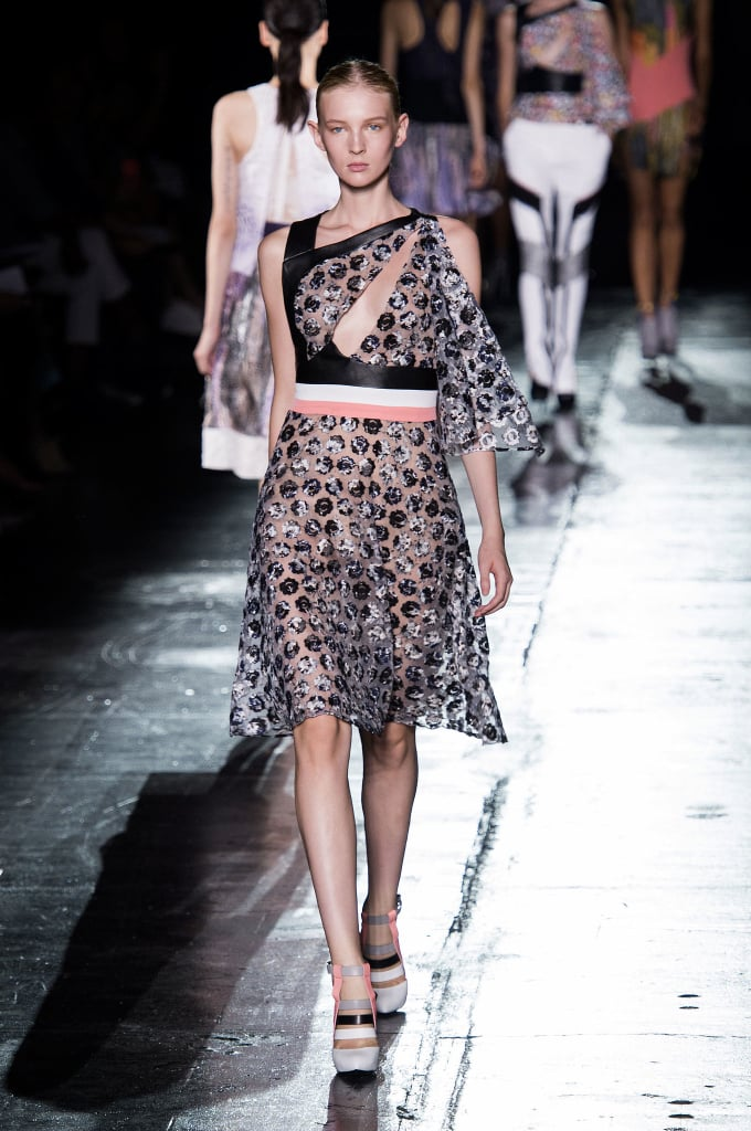 Day 3: Prabal Gurung Spring 2015