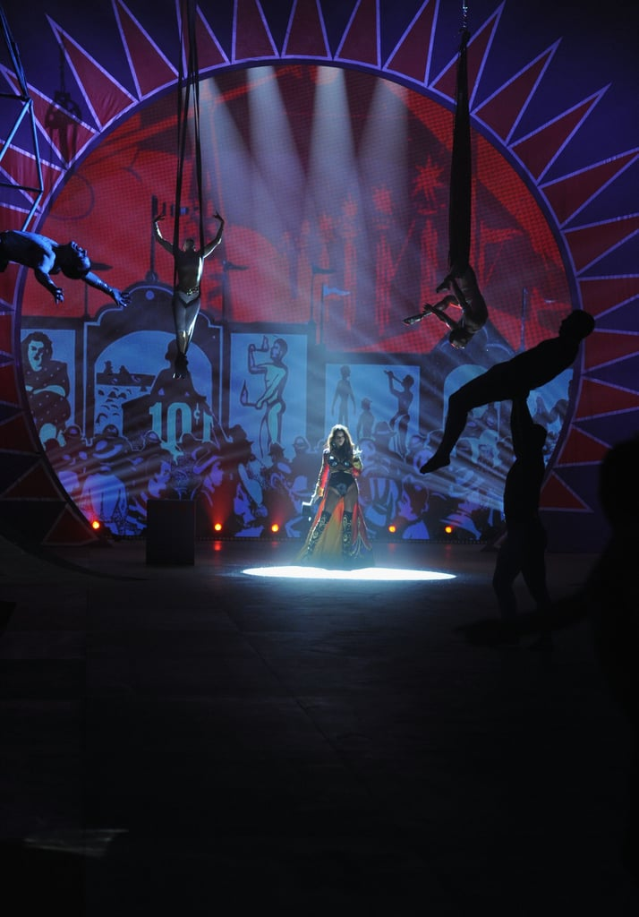 Adriana Lima walked in the Victoria's Secret Fashion Show.