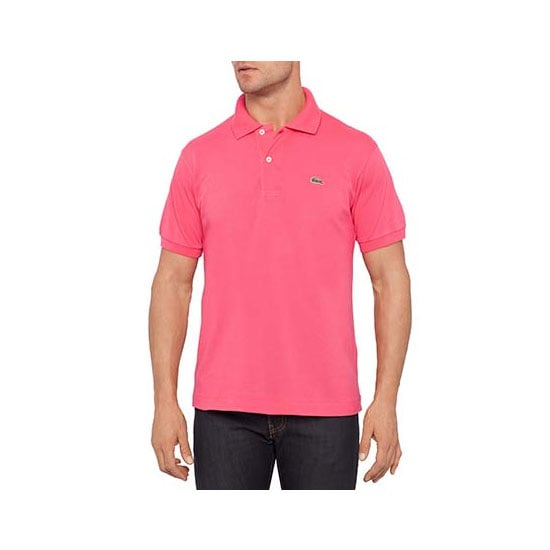Polo, $99, Lacoste at David Jones