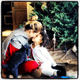 Ellen Pompeo snuggled with her daughter, Stella. Source: Instagram user ellenpompeo