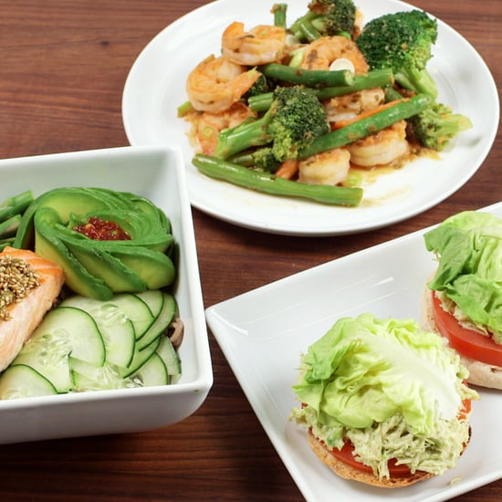 3 Lunches For Weight Loss