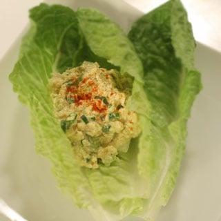 "Eggless ""Egg"" Salad For a Vegan Sandwich Filler"