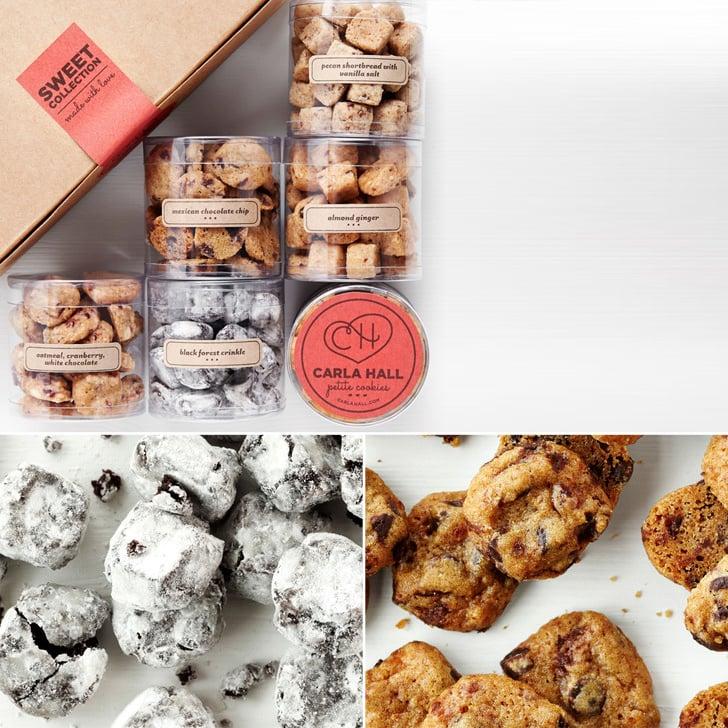 Carla Hall Petite Cookies