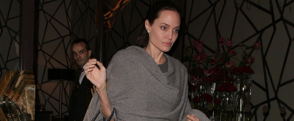 Angelina Jolie's Latest Appearance Will Make You Feel Anything but Grey