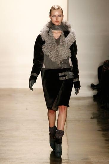 Fall 2011 New York Fashion Week: Ohne Titel