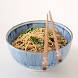 Spicy Soba Noodles With Watercress
