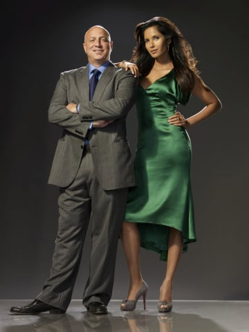 Interview With Tom Colicchio and Padma Lakshmi from Top Chef