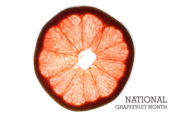 All of the Grapefruit Goodness From National Grapefruit Month