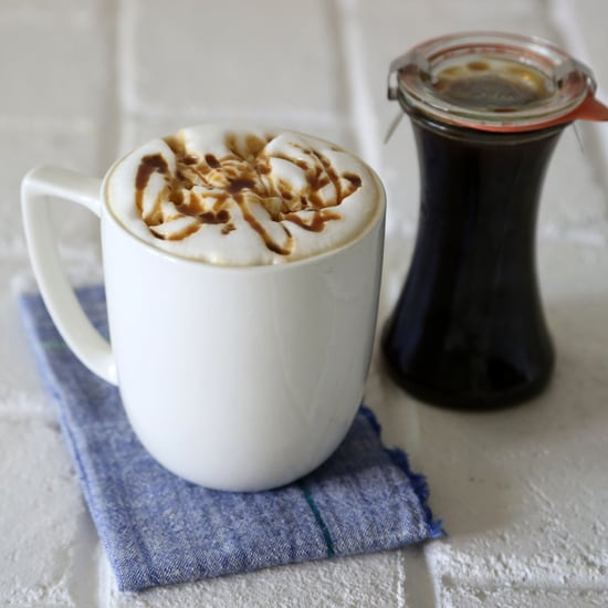 Butterbeer Latte Recipe
