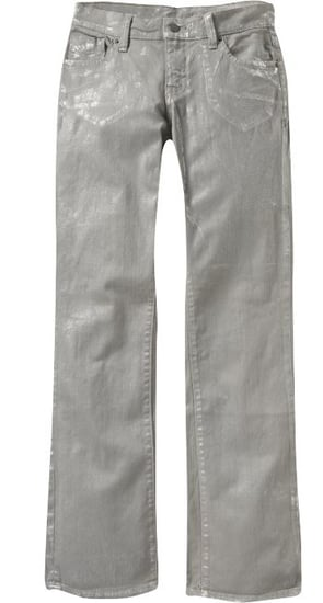 Old Navy Metallic Jeans: Love It or Hate It?